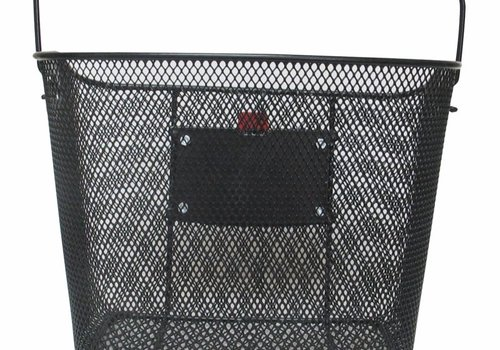 EVO EVO, E-Cargo QR-Mesh Traveller II, Front basket, QR Bracket