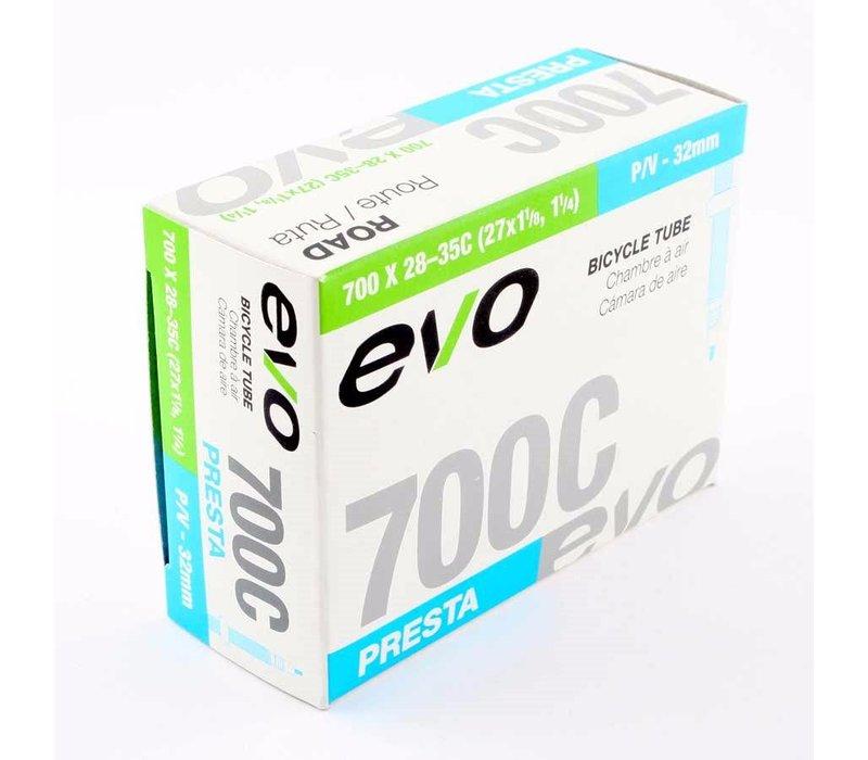 EVO, Inner tube, Presta, 48mm, 700X35-43C