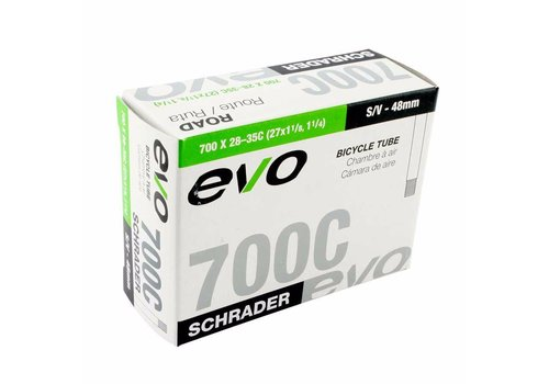 EVO EVO, Inner tube, Schrader, 32mm, 27.5x2.00-2.40