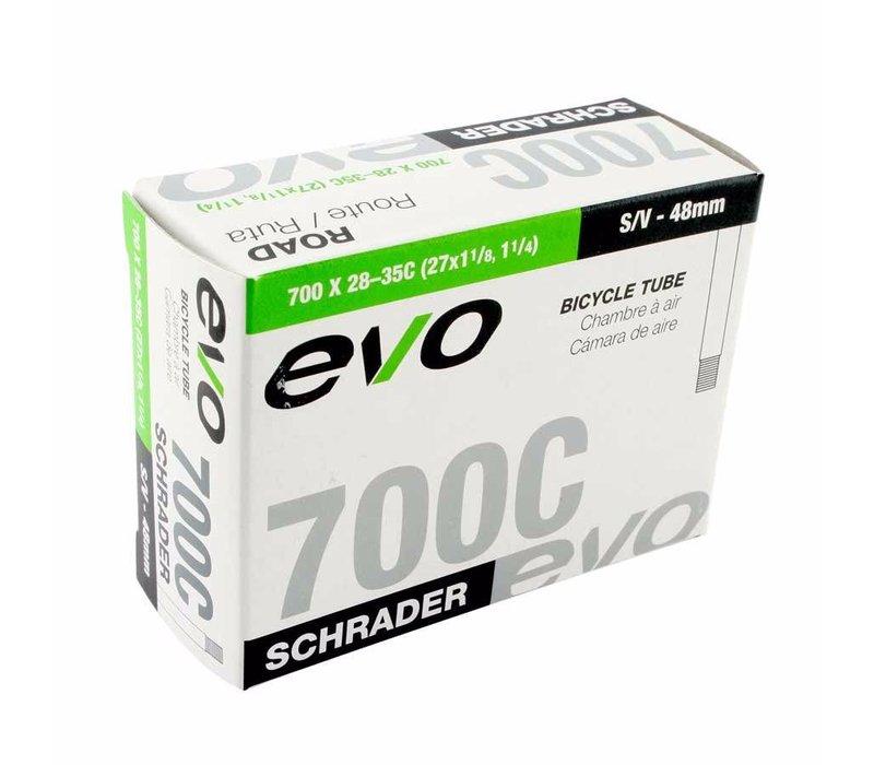 EVO, Inner tube, Schrader, 32mm, 27.5x2.00-2.40