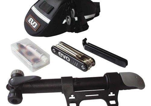 EVO EVO, Value Pack, Saddle Bag/Multi Tool/Repair Kit