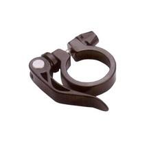 Seatpost clamp w/ QR, 31.8 mm, Black