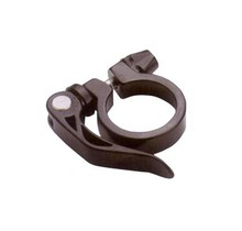 Seatpost clamp w/ QR, 35 mm, Black