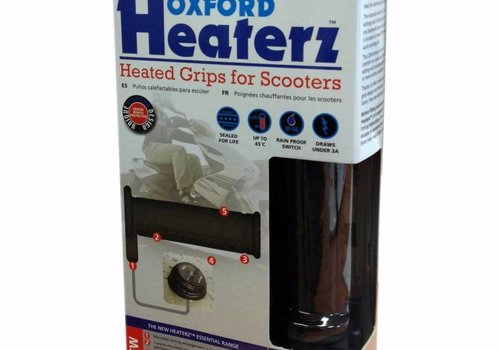Oxford Heaterz for Scooters