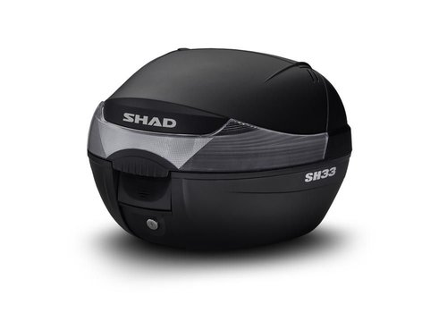 SHAD Top Case SH33 Blk/Blk