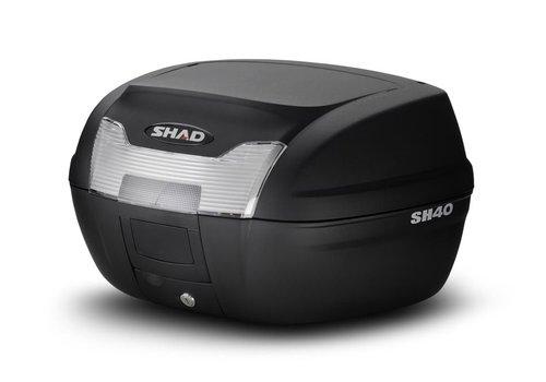 SHAD Top Case SH40 Blk/Blk