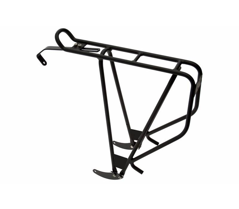 AXIOM Fatliner Fat Bike Rear Rack Black