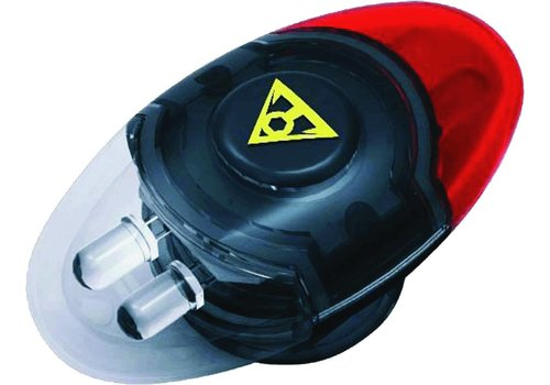 Topeak Topeak Headlux Helmet Light White/Red LED