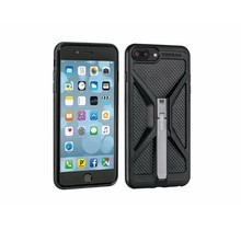 Topeak Ridecase W/ mount Fits iPhone 8+/7+/6s+/6+ ONLY, Black