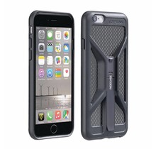 Topeak Weatherproof Ridecase for iPhone 8, 7, 6+ ONLY, Black