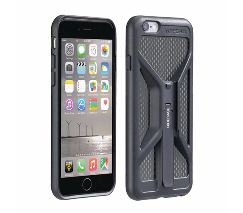 Topeak Weatherproof Ridecase for iPhone 6+ ONLY, Black