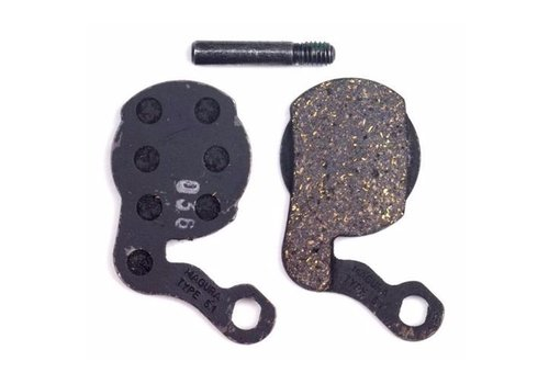 Magura, Type 6.1 Louise 2007-2011, brake pads