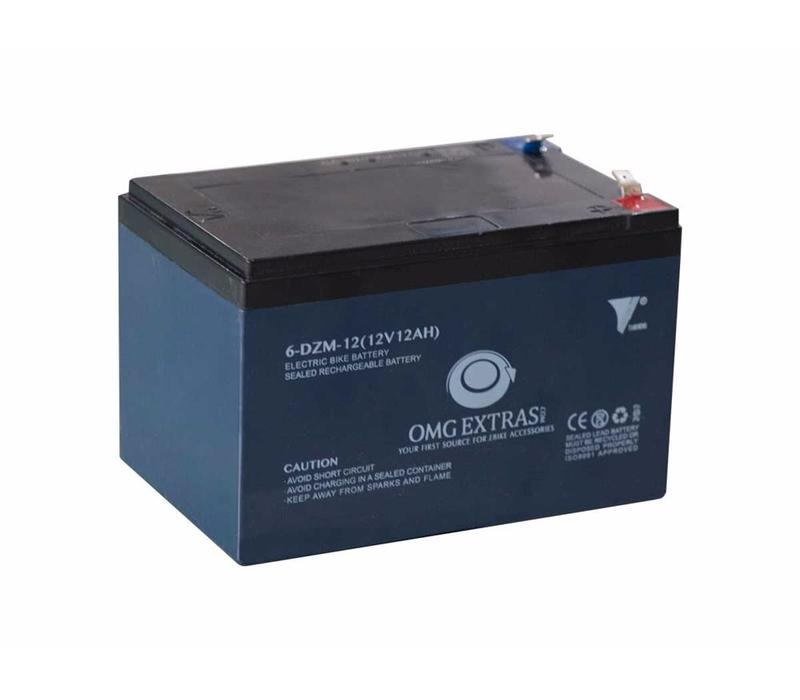 12V Battery Cell 12ah