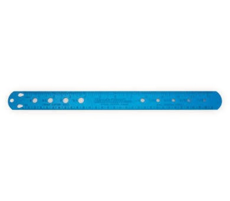Park Tool, SBC-1, Spoke, bearing and cotter gauge
