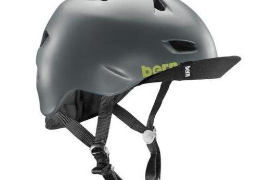 Bern Bern Brentwood Helmet Matte Pavement Grey L - XL