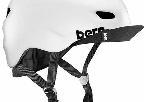 Bern Bern Brentwood Helmet Satin White XXL - XXXL