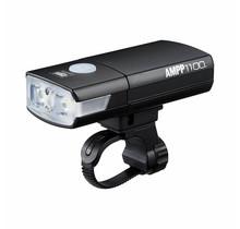 CatEye, AMPP 1100, Light, Front, Black