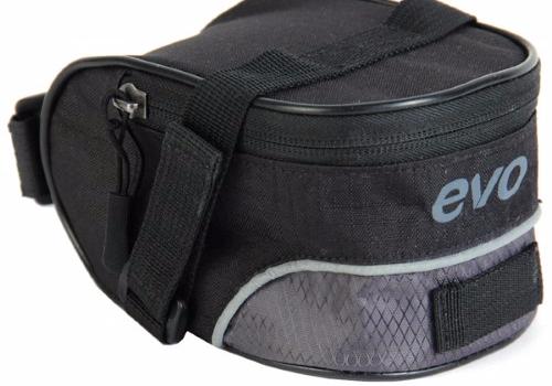 EVO EVO, E-Cargo Seat Max XL, Saddle bag, 5-1/2'' x 3-3/4'' x 3
