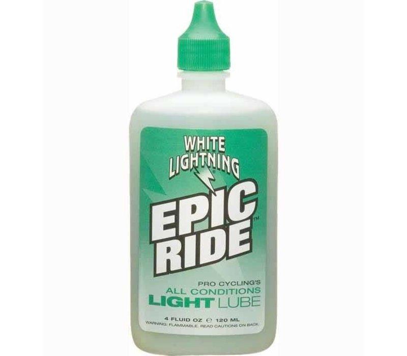 White Lightning Epic Ride 4 OZ