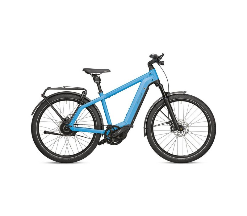 Riese & Muller Charger3 GT touring Caribbean Matte 49cm