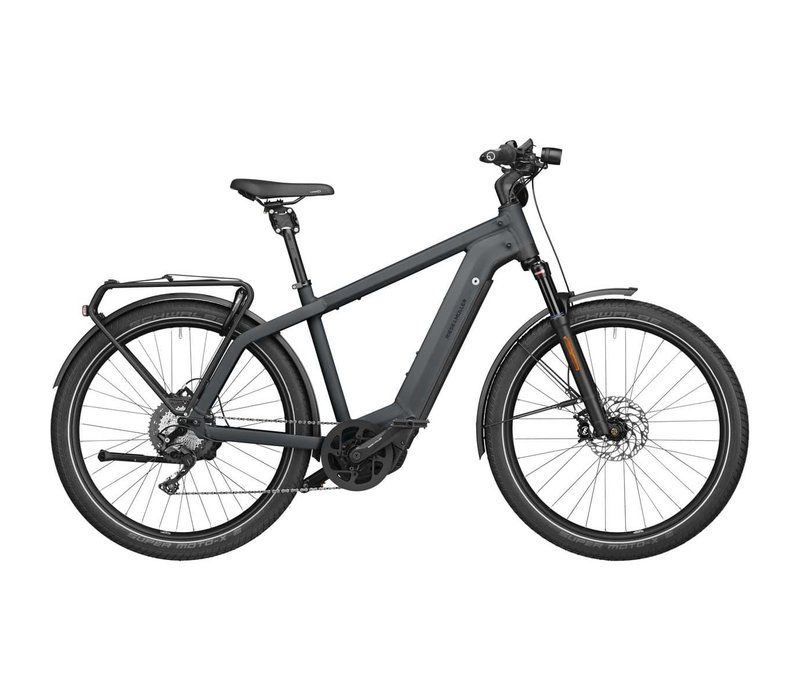 Riese & Muller Charger3 GT Vario Storm Blue 49cm