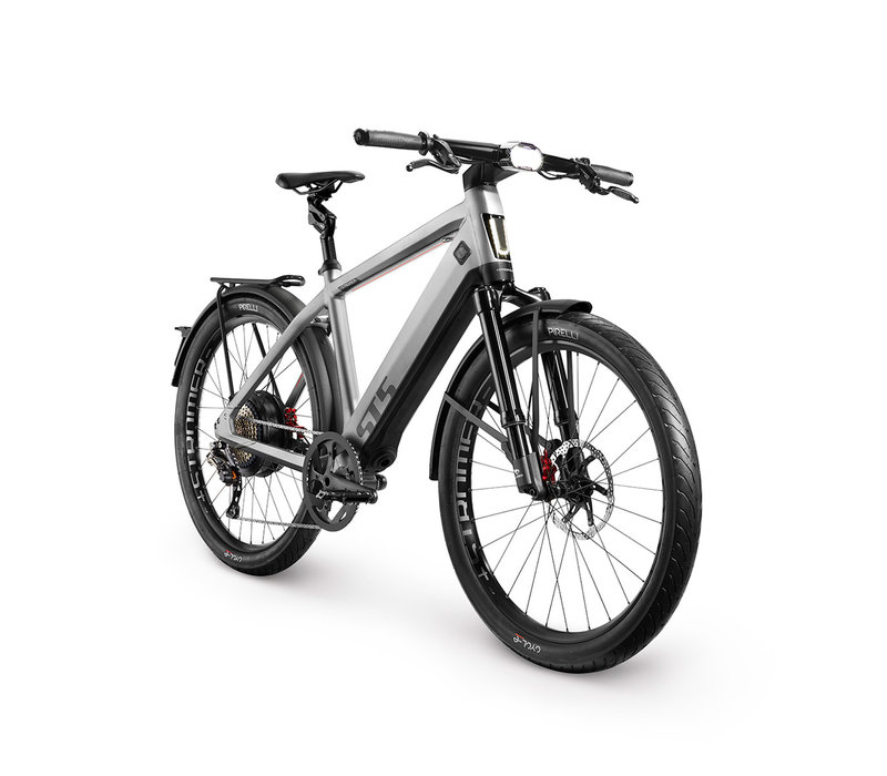 Stromer ST5 Graphite Suspension Fork