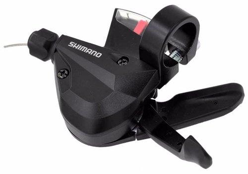 Shimano, SL-M310, Shift lever, 7sp, Rear