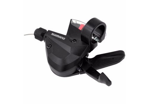 Shimano, SL-M310, Shift lever, 7sp, Rear