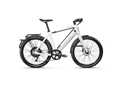 Stromer Stromer ST2 Sport 22 White with 814Wh, Gold Battery