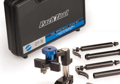 Park Tool, DT-5.2, Disc brake mount facing set