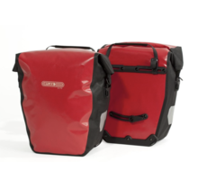Ortlieb City Back Roller QL1 Pannier, 40L Red/Black used