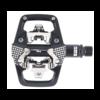 Look, X-TRACK EN-RAGE+Ti, Pedals, Body: Aluminum, Spindle: Titanium, Black, Pair