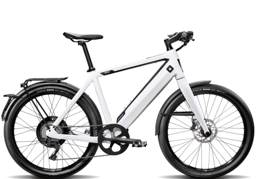 "Stromer Stromer ST2 White 22"" Ideal for over 6' 814Wh 48V17ah"