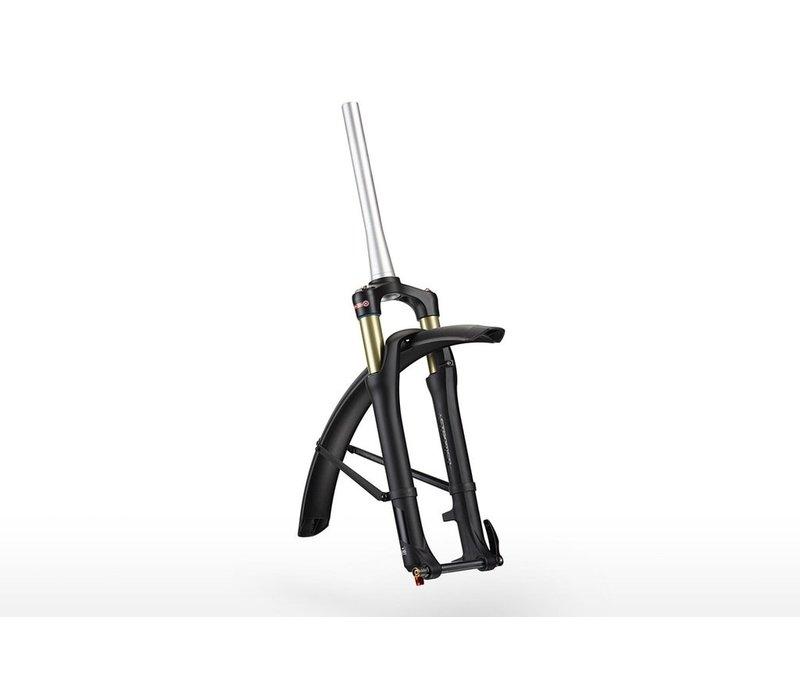 Stromer Front Suspension Fork Matte Black for ST1X