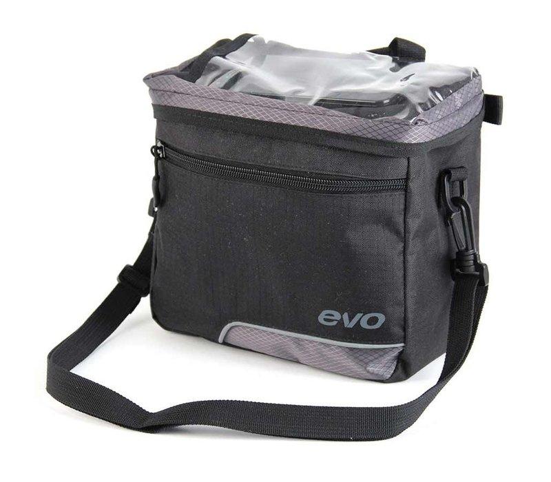 """EVO E - Cargo HB Tour, Handlebar bag, 8"""" x 4"""" X 7 -1/2"""