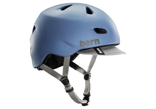 Bern Bern Brentwood Helmet Matte Steel Blue S/M
