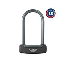 Abus, Granit Plus 640, U-Lock, 12mm x 83mm x 150mm (12mm x 3.3'' x 5.9''), Black
