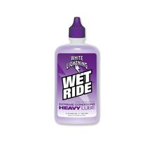 White Lightning Wet Ride 4 Oz Bottle