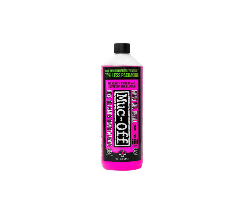 Muc Off, Nan Tech, Concentrated Gel Bike Cleaner, 500ml