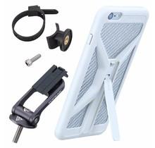 Topeak Ridecase W/ mount Iphone 8/7/6s/6 White