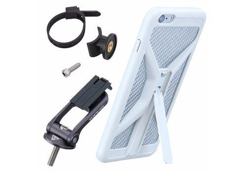 Topeak Topeak Ridecase W/ mount Iphone 8/7/6s/6 White