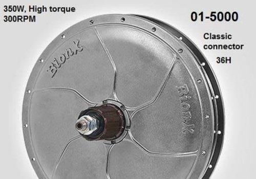 """BionX BionX 20"""" Rear Wheel - 350W, Classic Connector, Silver, 01-5000"""