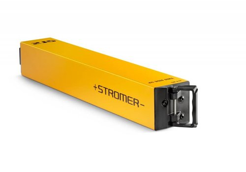 Stromer Stromer, Battery, 48V 17Ah, 814 Wh, Gold