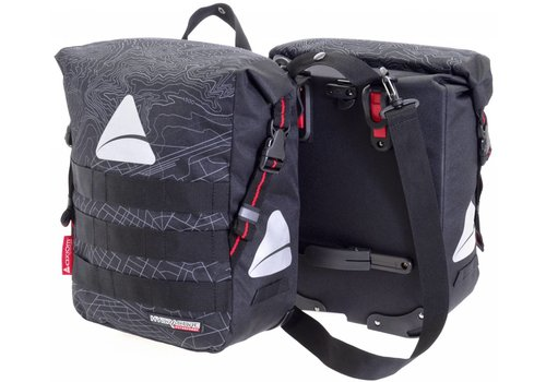 Axiom Axiom Monsoon Hydracore 45+ Pannier Set