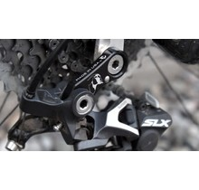 Wolf Tooth components, Goatlink, Shimano MTB 10