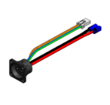 Stromer - Cable CL9 Charging Plug MCU (48V ST1)