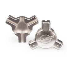 Park Tool, SW-7.2, Triple spoke wrench, 0.127'', 0.130'', 0.136