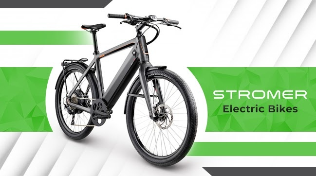 Top 3 Stromer Electric Bikes The Ultimate List for Commuters