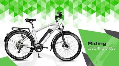 Electric Bikes – Ride Towards a Greener Tomorrow