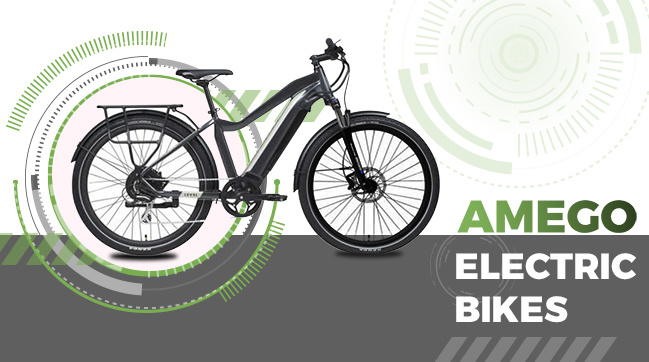New Generation E-Bikes - All Designed to Improve Riders Experience with More Technical Features